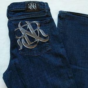 Rock & Republic Indigo Kassandra Jeans 30